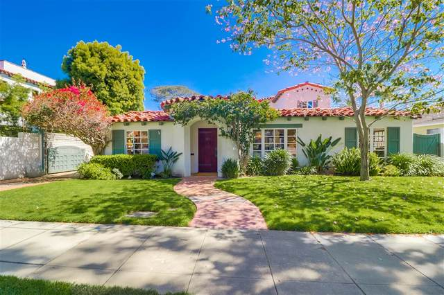 711 Margarita Avenue, Coronado, CA 92118 (#200015480) :: The Stein Group