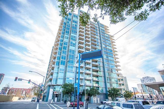 1080 Park Blvd #1602, San Diego, CA 92101 (#200015484) :: The Stein Group