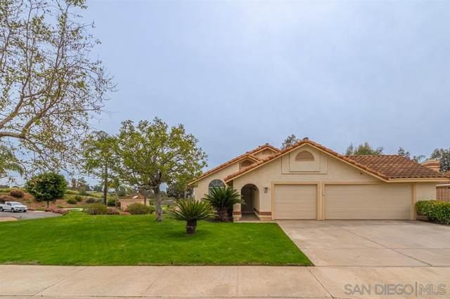 901 Sonia Pl, Escondido, CA 92026 (#200015532) :: Neuman & Neuman Real Estate Inc.