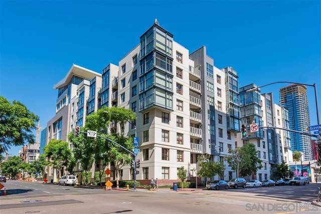 1150 J Street #324, San Diego, CA 92101 (#200015565) :: The Stein Group