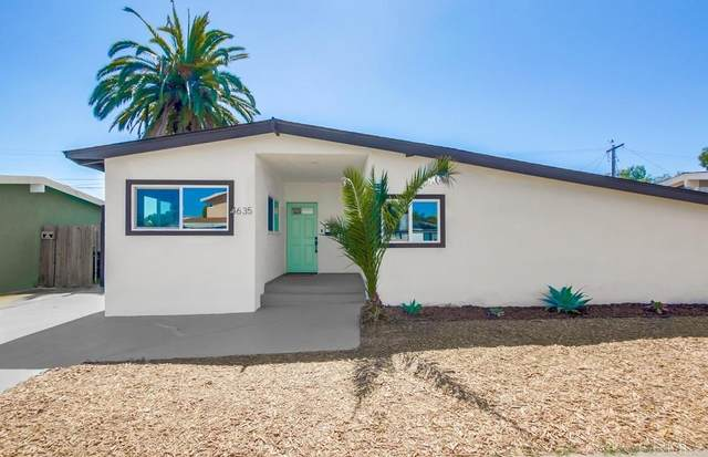 4635 Bannock Ave, San Diego, CA 92117 (#200015694) :: The Stein Group