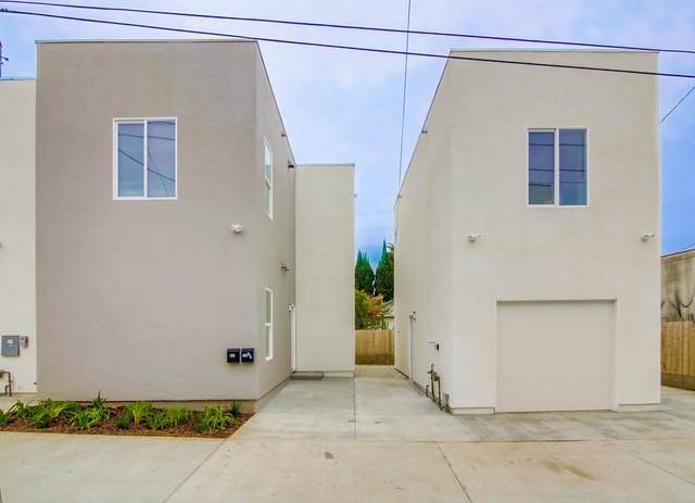 532 & 532 1/2 Cesar E Chavez, San Diego, CA 92113 (#200015739) :: Keller Williams - Triolo Realty Group