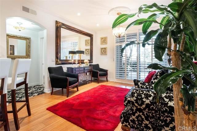 4155 Executive Dr E111, La Jolla, CA 92037 (#200015743) :: Cane Real Estate