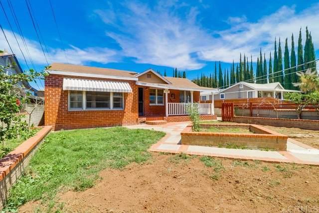 1336 Peach Ave, El Cajon, CA 92021 (#200015760) :: Tony J. Molina Real Estate