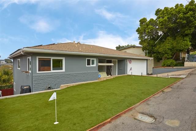 4744 Lee Ave, La Mesa, CA 91942 (#200015829) :: Keller Williams - Triolo Realty Group