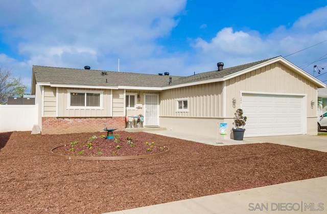 240 Dorado Ln, El Cajon, CA 92019 (#200015860) :: Keller Williams - Triolo Realty Group