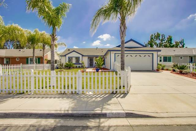 796 Arthur Avenue, Oceanside, CA 92057 (#200015946) :: Keller Williams - Triolo Realty Group