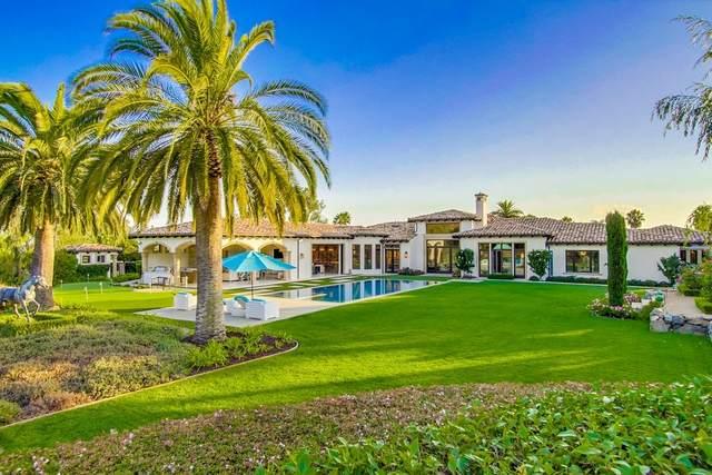 7164 Rancho La Cima, Rancho Santa Fe, CA 92067 (#200015947) :: Keller Williams - Triolo Realty Group