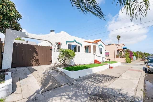 3264 Landis St, San Diego, CA 92104 (#200015998) :: The Stein Group