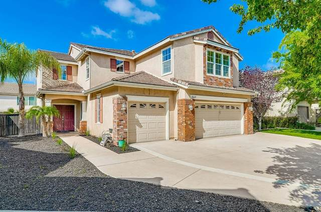 26649 Brickenridge Circle, Murrieta, CA 92563 (#200016022) :: Whissel Realty