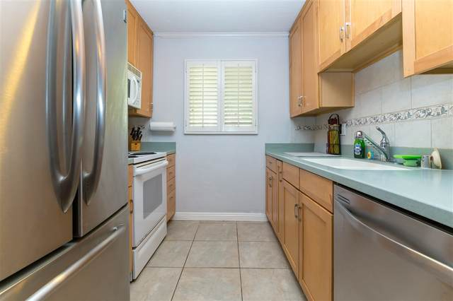 4750 Noyes St #115 #115, San Diego, CA 92109 (#200016108) :: Cane Real Estate