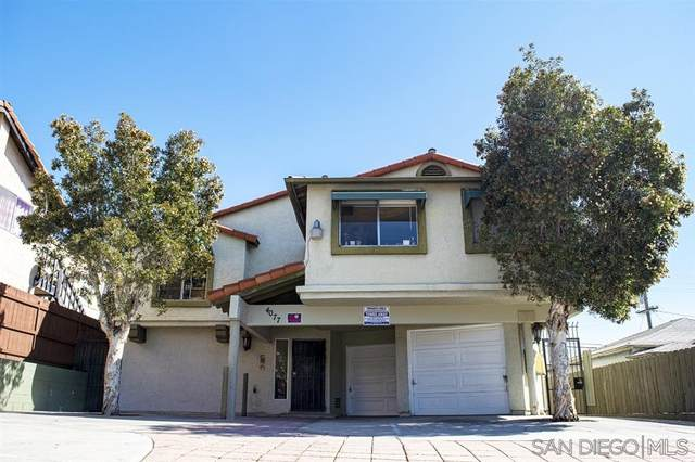 4077 48th Street, San Diego, CA 92105 (#200016146) :: Neuman & Neuman Real Estate Inc.