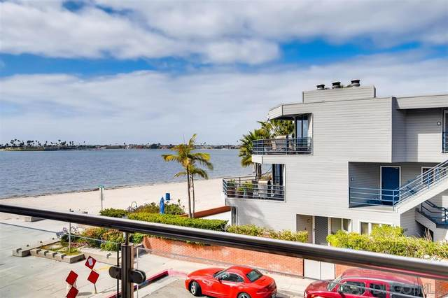 4007 Everts 2H, San Diego, CA 92109 (#200016170) :: Cane Real Estate