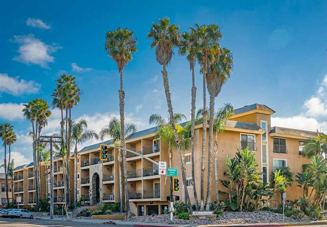 3980 8th Ave #308, San Diego, CA 92103 (#200016180) :: Cane Real Estate