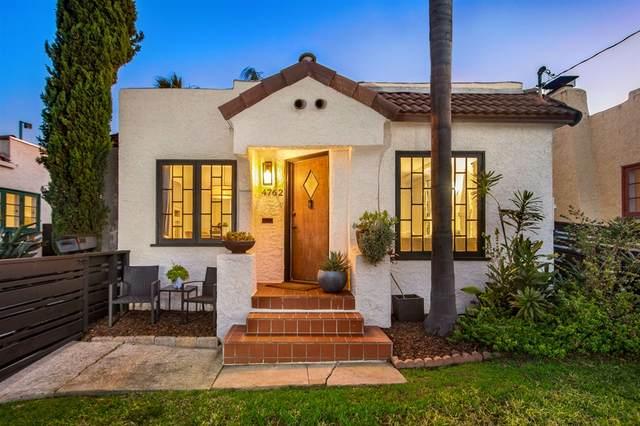 4762 E Mountain View Dr, San Diego, CA 92116 (#200016290) :: The Stein Group
