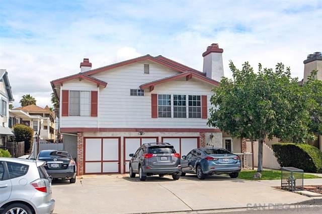 4519 Idaho Street #4, San Diego, CA 92116 (#200016329) :: Cane Real Estate