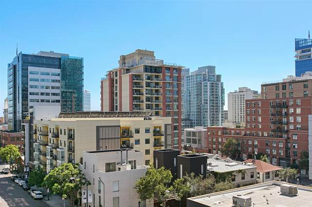 1050 Island Ave #615, San Diego, CA 92101 (#200016400) :: Farland Realty
