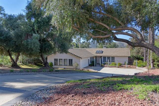 16220 Swartz Canyon Road, Ramona, CA 92065 (#200016420) :: Neuman & Neuman Real Estate Inc.