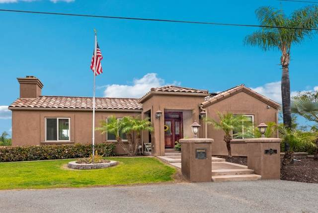 1738 Vista Del Valle Blvd., El Cajon, CA 92019 (#200016527) :: Neuman & Neuman Real Estate Inc.
