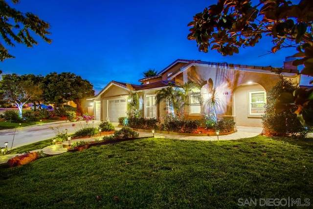 116 Lion Cir, Chula Vista, CA 91910 (#200016918) :: Neuman & Neuman Real Estate Inc.