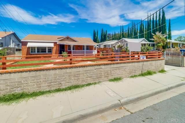 1336 Peach Ave, El Cajon, CA 92021 (#200017176) :: Neuman & Neuman Real Estate Inc.