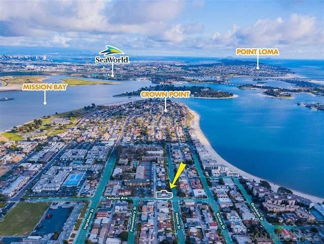 3989-3991 Haines Street, San Diego, CA 92109 (#200018188) :: Compass