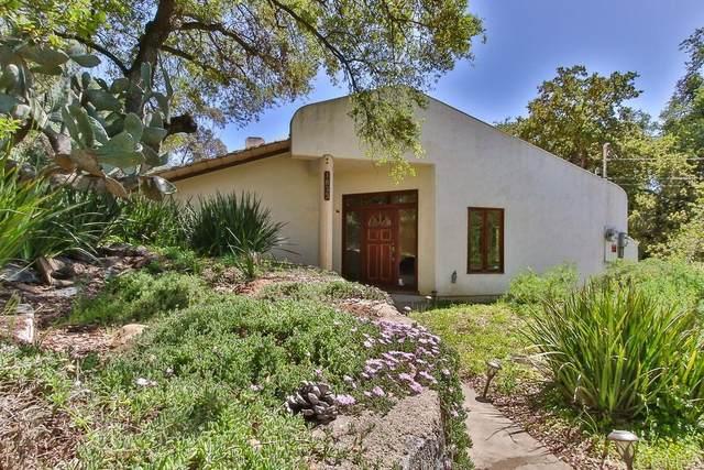 1833 White Oak Dr, Alpine, CA 91901 (#200018607) :: Neuman & Neuman Real Estate Inc.