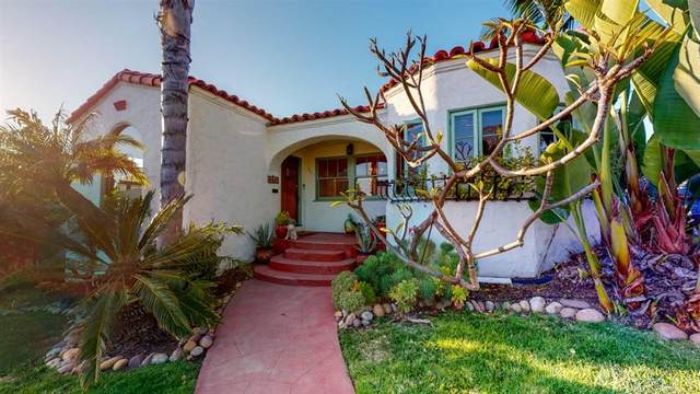 3482 Cooper St, San Diego, CA 92104 (#200018675) :: Yarbrough Group