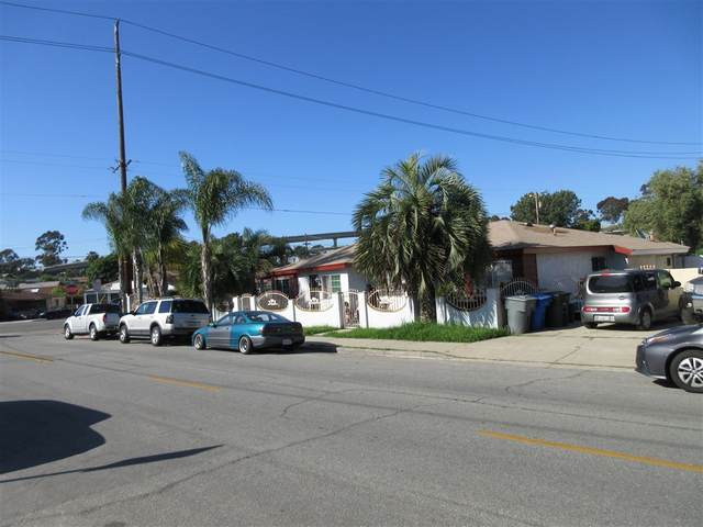 21-23 Laurel Ave, San Diego, CA 91950 (#200018718) :: Keller Williams - Triolo Realty Group