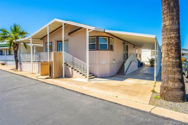 8545 Mission Gorge Rd #140, Santee, CA 92071 (#200018992) :: Keller Williams - Triolo Realty Group