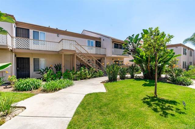 4125 Mount Alifan Pl I, San Diego, CA 92111 (#200019160) :: Keller Williams - Triolo Realty Group