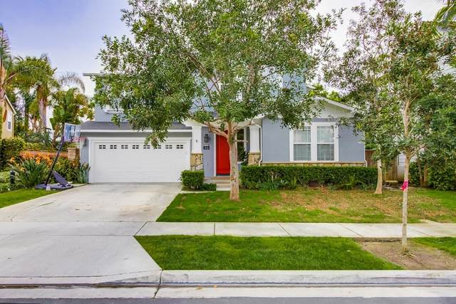 641 Sand Shell Ave, Carlsbad, CA 92011 (#200019448) :: Keller Williams - Triolo Realty Group