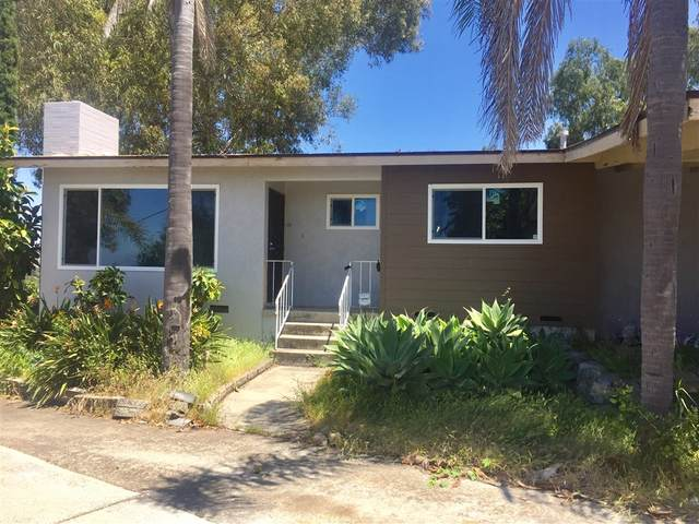 5005 Vista Place, San Diego, CA 92116 (#200020261) :: Whissel Realty