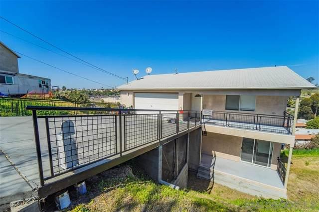 3675 Spa Street, San Diego, CA 92105 (#200020609) :: Keller Williams - Triolo Realty Group