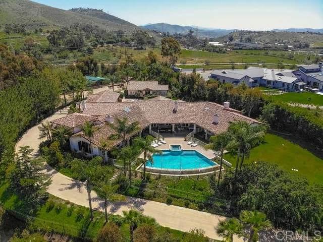 7150 Via Del Charro, Rancho Santa Fe, CA 92067 (#200021234) :: Keller Williams - Triolo Realty Group