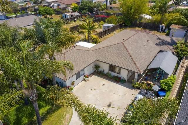 1055 Evergreen Dr, Encinitas, CA 92024 (#200021275) :: Neuman & Neuman Real Estate Inc.