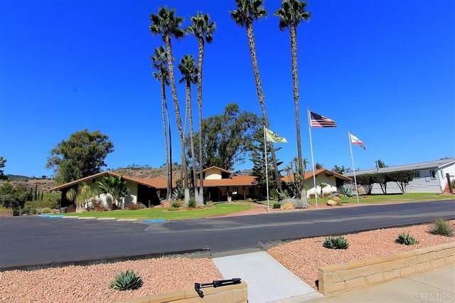 4650 Dulin Rd. #42, Fallbrook, CA 92028 (#200021285) :: Keller Williams - Triolo Realty Group