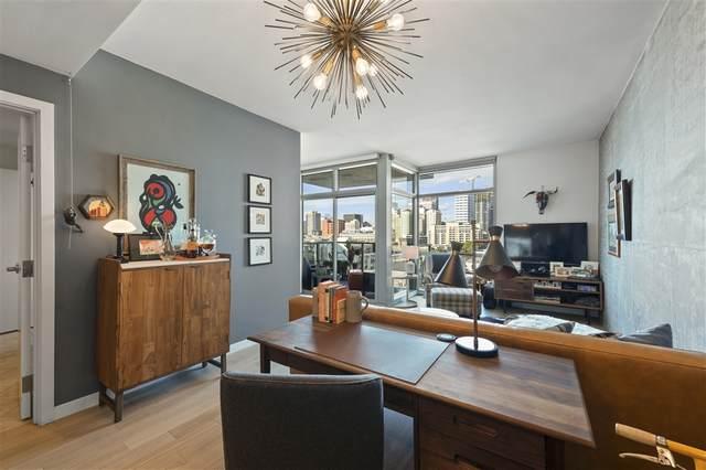 800 The Mark #903, San Diego, CA 92101 (#200021506) :: Neuman & Neuman Real Estate Inc.