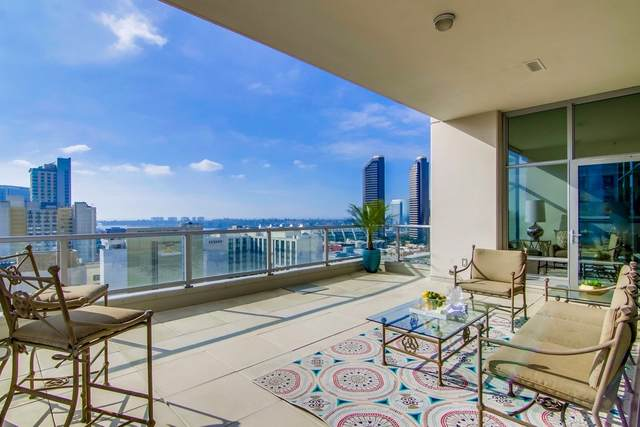 575 6th Ave #1403, San Diego, CA 92101 (#200021593) :: Compass
