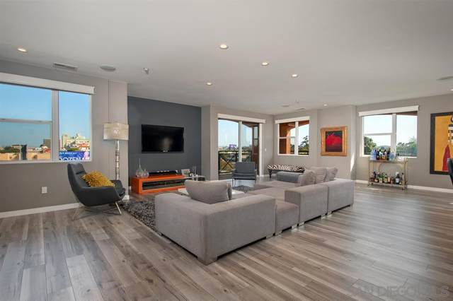 3650 5Th Ave #416, San Diego, CA 92103 (#200021606) :: Yarbrough Group