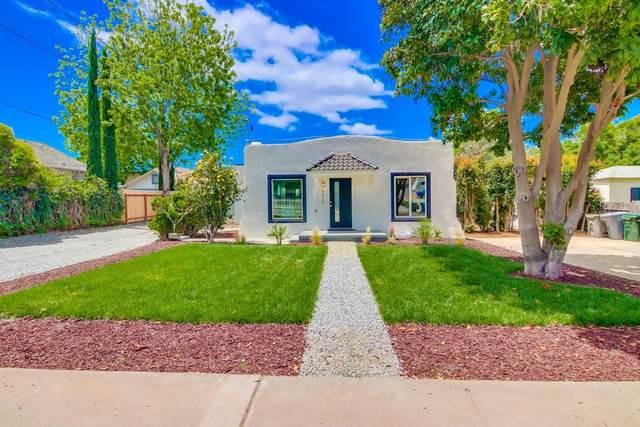 4414 Dale Ave, La Mesa, CA 91941 (#200021634) :: Keller Williams - Triolo Realty Group