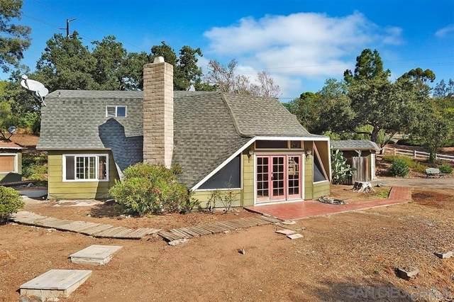 1102 Alpine Oaks Dr, Alpine, CA 91901 (#200022024) :: Neuman & Neuman Real Estate Inc.