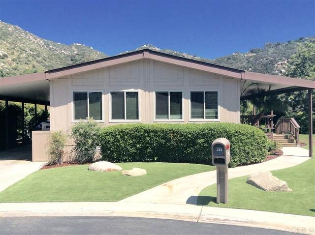 8975 Lawrence Welk Drive #285, Escondido, CA 92026 (#200022229) :: Neuman & Neuman Real Estate Inc.