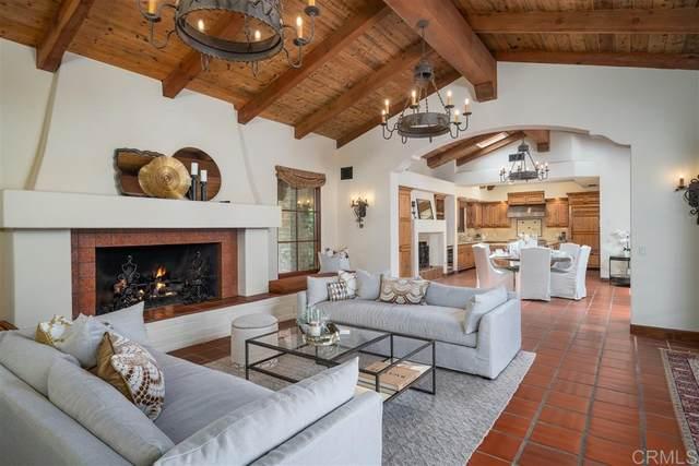 17500 Los Eucaliptos, Rancho Santa Fe, CA 92067 (#200022501) :: Compass