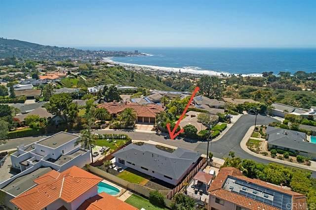 8675 Glenwick Ln, La Jolla, CA 92037 (#200022676) :: Neuman & Neuman Real Estate Inc.