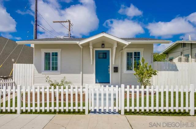3026 Lincoln Ave, San Diego, CA 92104 (#200022710) :: Keller Williams - Triolo Realty Group