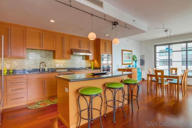 645 Front St #909, San Diego, CA 92101 (#200022957) :: Farland Realty