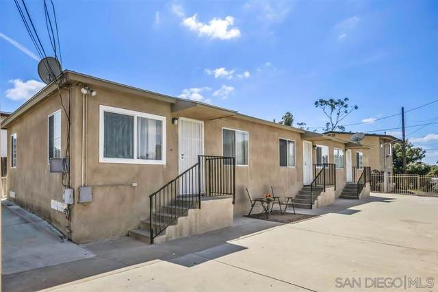 5073-77 Polk Ave, San Diego, CA 92105 (#200022972) :: Keller Williams - Triolo Realty Group