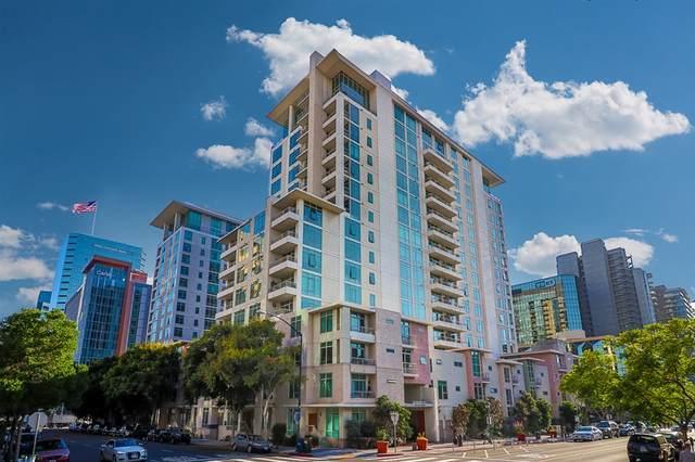 425 W Beech St #515, San Diego, CA 92101 (#200022979) :: Neuman & Neuman Real Estate Inc.