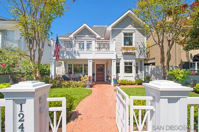 124 F Avenue, Coronado, CA 92118 (#200023009) :: Neuman & Neuman Real Estate Inc.